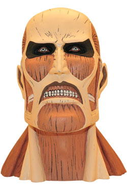 Attack on Titan Bust Colossal Titan 23 cm