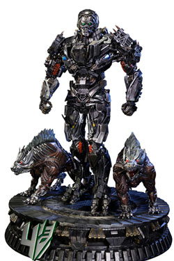 Transformers Age of Extinction Statue Lockdown 63 cm