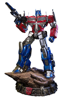 Transformers Generation 1 Statue Optimus Prime 61 cm
