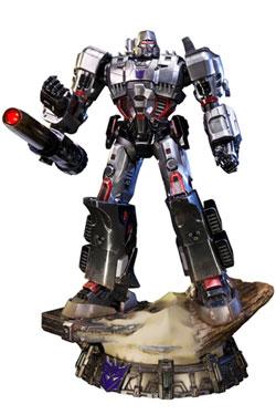 Transformers Generation 1 Statue Megatron 59 cm