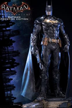 Batman Arkham Knight 1/3 Statue Batman Prestige Batsuit v8.05 86 cm