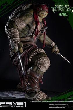 Teenage Mutant Ninja Turtles Museum Master Line Statue Raphael 55 cm