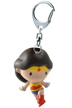 Justice League Mini Keychain Wonder Woman 8 cm
