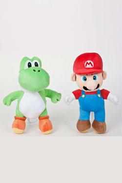 Super Mario Plush Figures 25 cm Assortment (12)