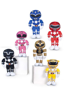 Power Rangers Plush Figures 35 cm Assortment (12)