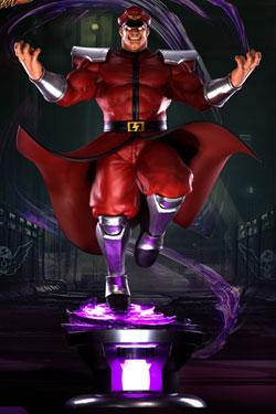 Street Fighter V Statue 1/4 M. Bison 68 cm