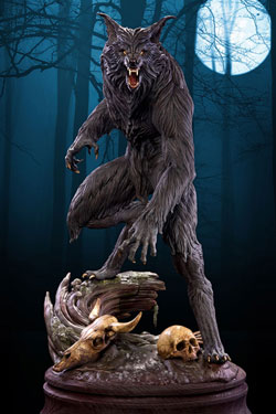 The Howling Statue 1/4 Werewolf 61 cm