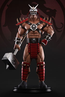 Mortal Kombat Klassik Statue 1/4 Shao Kahn 56 cm