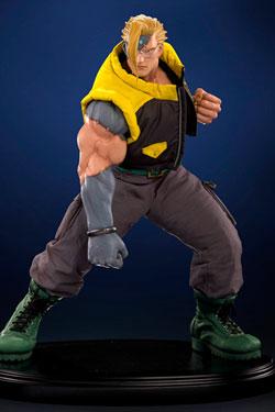 Street Fighter V Statue 1/4 Nash 43 cm