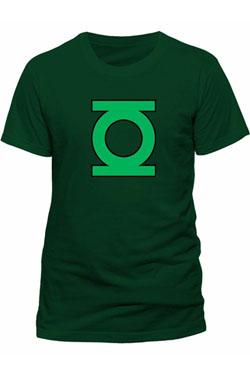 Green Lantern T-Shirt Logo Size S