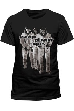 Planet of the Apes T-Shirt Escape Size S