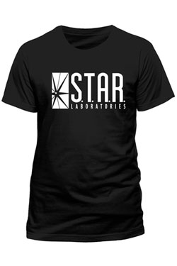 The Flash T-Shirt Star Labs Size XL