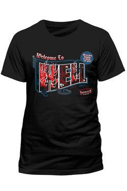 Supernatural T-Shirt Welcome To Size XXL