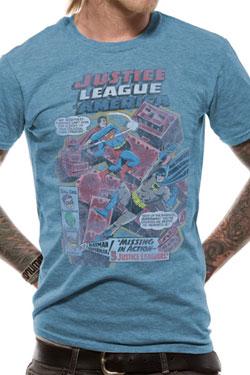 Justice League T-Shirt Batman V Superman Size M