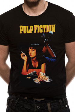 Pulp Fiction T-Shirt Uma Size XXL