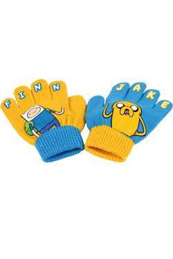 Adventure Time Gloves Finn & Jake