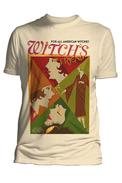 Fantastic Beasts T-Shirt All American Witches Size S