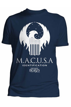 Fantastic Beasts T-Shirt Macusa Size S