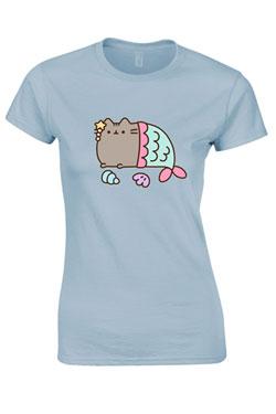 Pusheen Ladies T-Shirt Mercat Size S