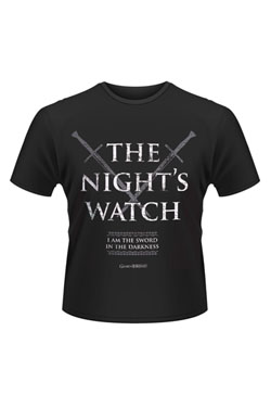 Game of Thrones T-Shirt The Night Watch Size M