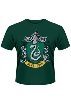 Harry Potter T-Shirt Slytherin Crest Size M