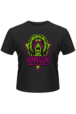 WWE Wrestling T-Shirt Ultimate Warrior 2 Size XL