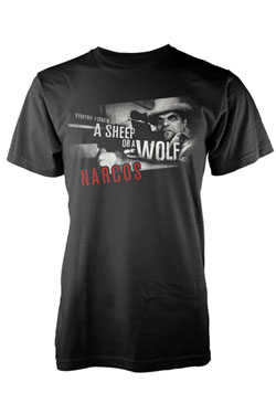 Narcos T-Shirt Sheep Or Wolf Size M