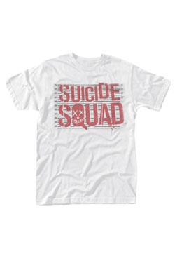 Suicide Squad T-Shirt Logo Line Up Size L
