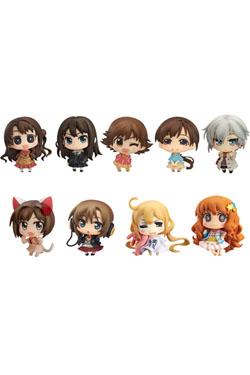 The Idolmaster Cinderella Girls Vol. 01 Mini Figures 5 cm Chibi Minicchu Assortment (9)