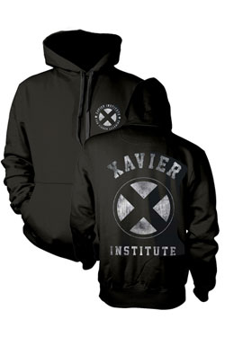 X-Men Hooded Sweater Institute Size L