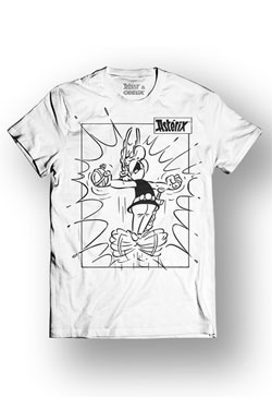 Asterix T-Shirt Power Size M