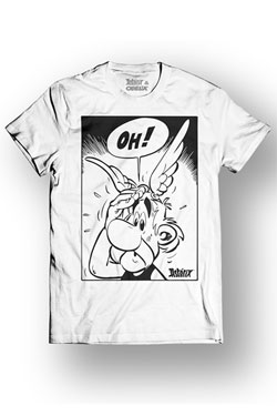 Asterix T-Shirt OH! Size S