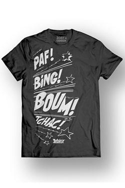 Asterix T-Shirt Boum Size S