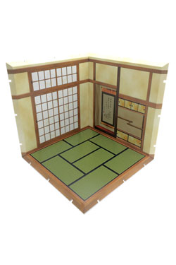 Dioramansion 150 Decorative Parts for Nendoroid and Figma Figures Japanese Room
