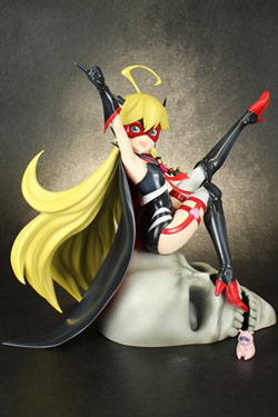 Yatterman Night PVC Statue 1/7 Doronjo 35 cm