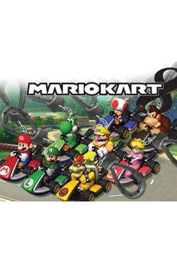 Mario Kart 8 Backpack Buddies Mystery Bags Display (24)