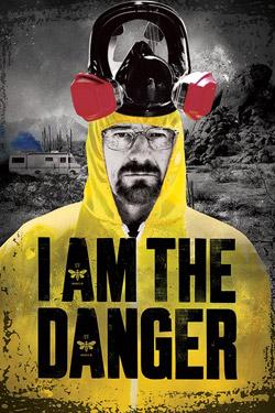 Breaking Bad Poster Pack I Am The Danger 61 x 91 cm (5)