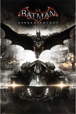 Batman Arkham Knight Poster Pack Teaser 61 x 91 cm (5)