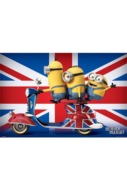 Minions Poster Pack Minions Mania 61 x 91 cm (5)