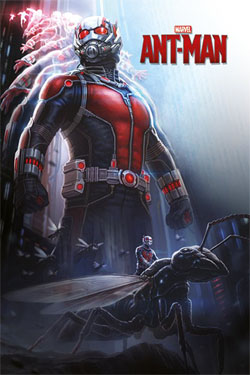 Ant-Man Poster Pack Grow 61 x 91 cm (5)