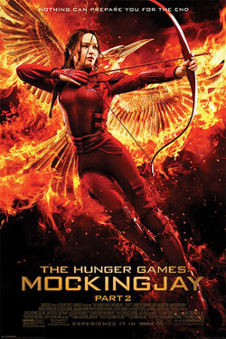 The Hunger Games Mockingjay Part 2 Poster Pack Final 61 x 91 cm (5)
