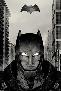 Batman v Superman Poster Pack Battle Suit 61 x 91 cm (5)