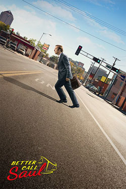 Better Call Saul Poster Pack Struggle 61 x 91 cm (5)