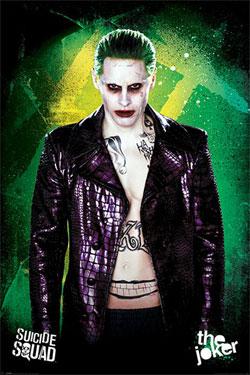 Suicide Squad Poster Pack Joker 61 x 91 cm (5)