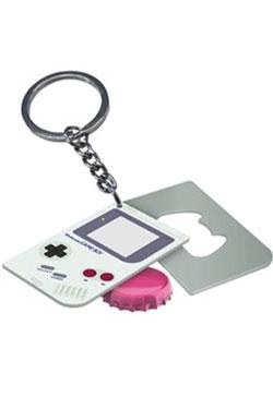 Nintendo Game Boy Keychain with Bottle Opener Game Boy