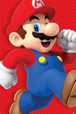 Super Mario Poster Pack Run 61 x 91 cm (5)