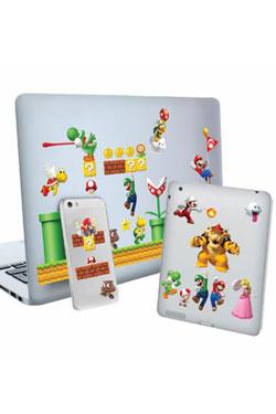 Super Mario Gadget Decals Level