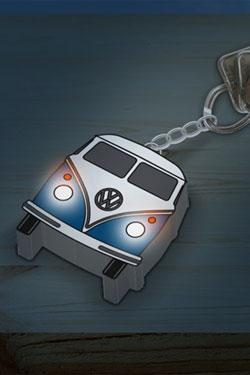 Volkswagen Light-Up Keychain Campervan