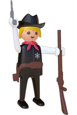 Playmobil Nostalgia Collection Figure Sheriff 25 cm