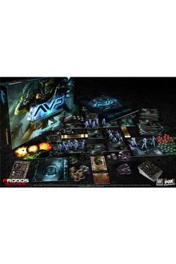 Alien Vs Predator Board Game The Hunt Begins *English Version*